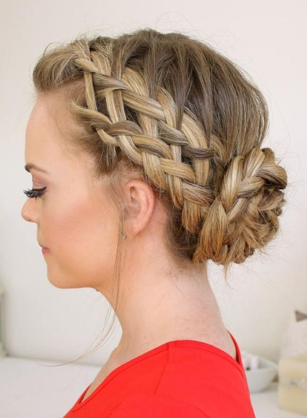 Medium Braided Hairstyles  101 Romantic Braided Hairstyles for Long Hair and Medium Hair