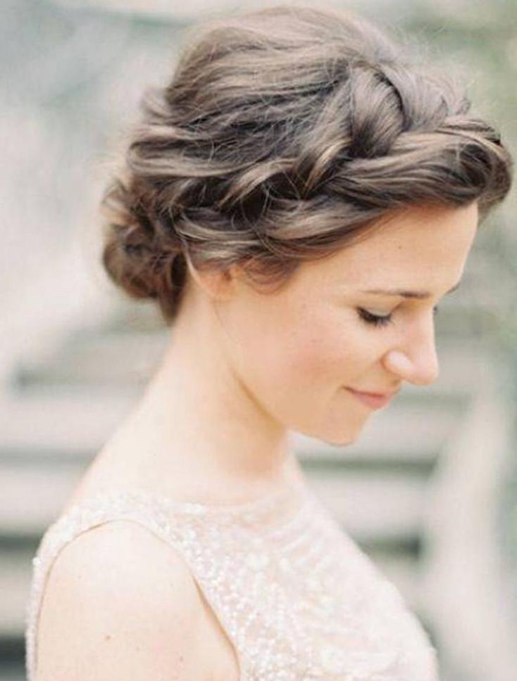 Medium Braided Hairstyles  Easy Braided Hairstyle Ideas For Medium Length Hair Elle