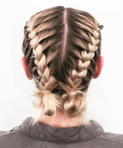 Medium Braided Hairstyles  30 Braid Hairstyles for Medium Hair
