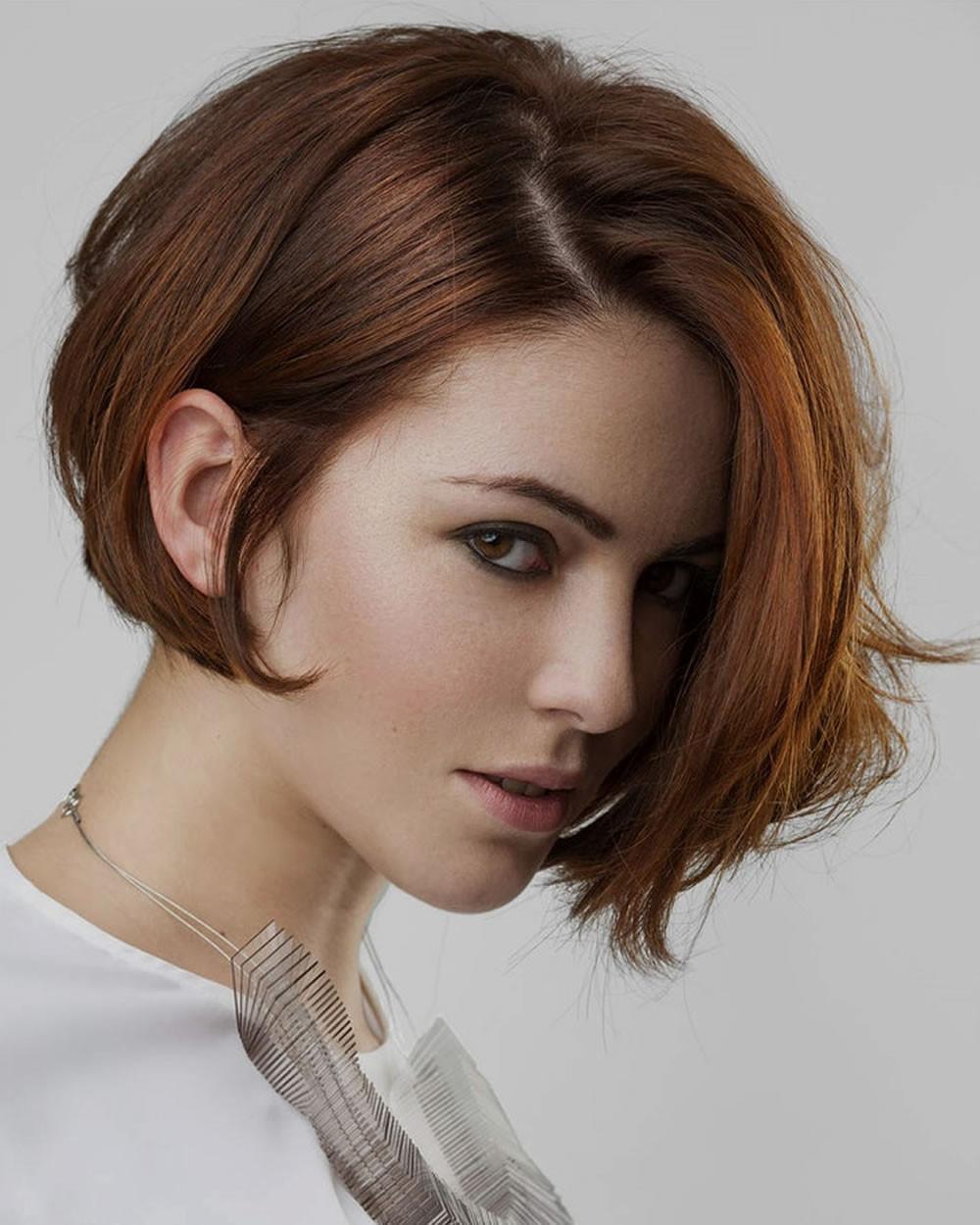 Medium Cut Hair  29 Top Medium Bob Haircuts & Layered Wavy Curly etc Bob