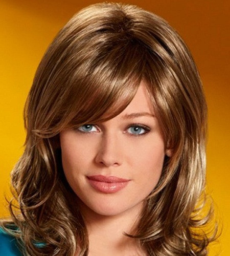 Medium Cut Hair  10 Medium Haircuts for Thick Hair