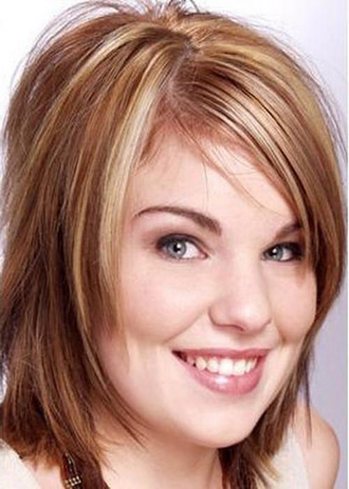 Medium Haircuts For Fat Faces  Medium Haircuts For Thin Hair And Round Faces