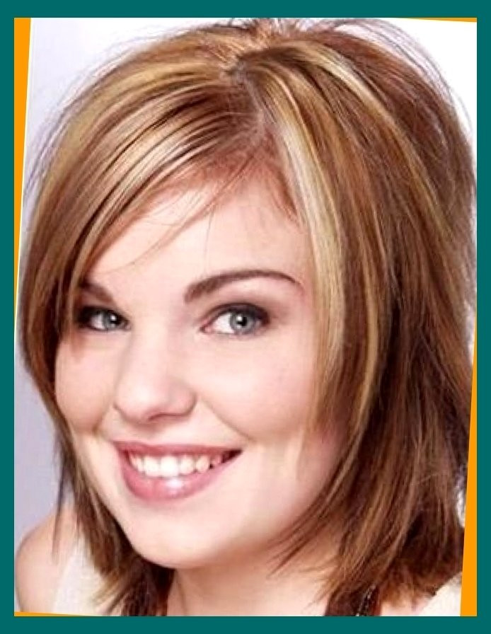 Medium Haircuts For Fat Faces  To Make Hairstyles for Fat Faces 2018 Best Hairstyles Trend
