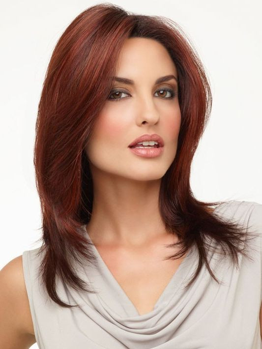 Medium Haircuts For Square Faces  23 Trendy Medium Haircuts for Women – CircleTrest