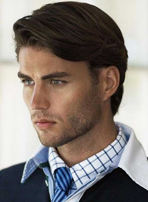 Medium Haircuts Men  Mens Medium Hair 2015