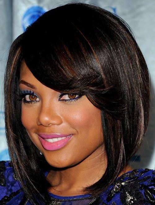 Medium Length African American Hairstyles  African American Hairstyles Trends and Ideas May 2013