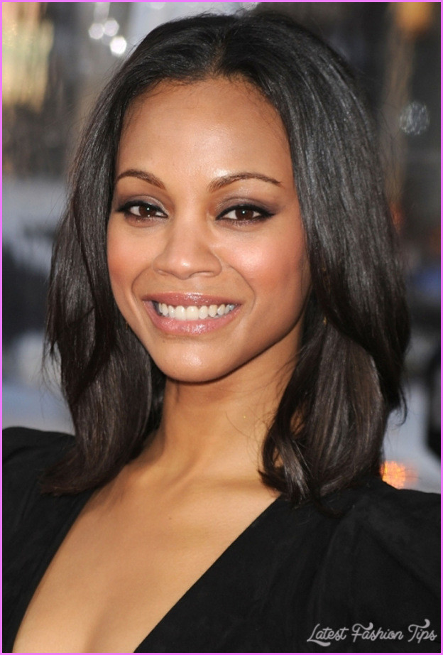 Medium Length African American Hairstyles  Medium Haircuts African American Hair