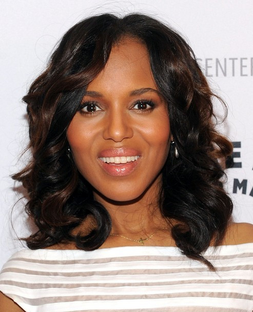Medium Length African American Hairstyles  80 Medium Hairstyles for 2014 Celebrity Haircut Trends