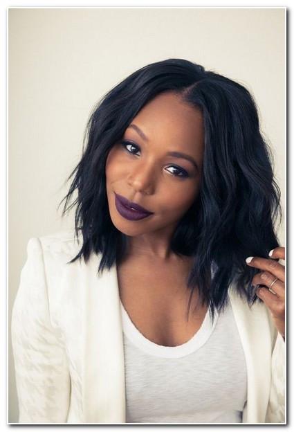 Medium Length African American Hairstyles  African American Medium Length Hairstyles