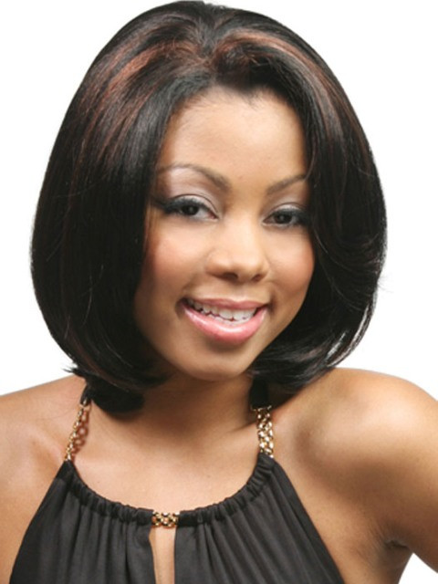 Medium Length African American Hairstyles  Trendy Medium Length Hairstyles for Round Faces – PICTURES
