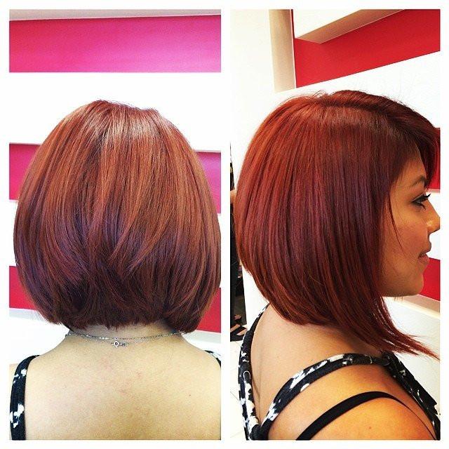 Medium Length Bob Haircuts For Thick Hair  23 Cute Bob Haircuts & Styles for Thick Hair Short