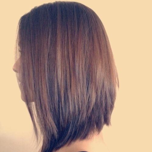 Medium Length Bob Haircuts For Thick Hair  50 Dazzling Medium Length Hairstyles