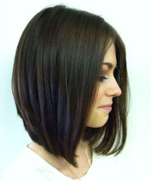 Medium Length Bob Haircuts For Thick Hair  10 Medium Length Haircuts for Thick Hair