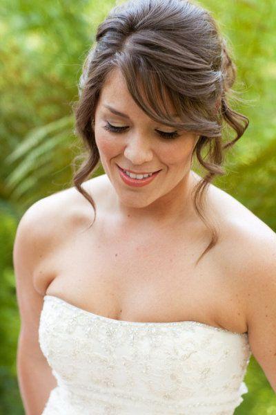 Medium Length Bridesmaid Hairstyles  10 Bridal Hairstyles For Medium Length Hair