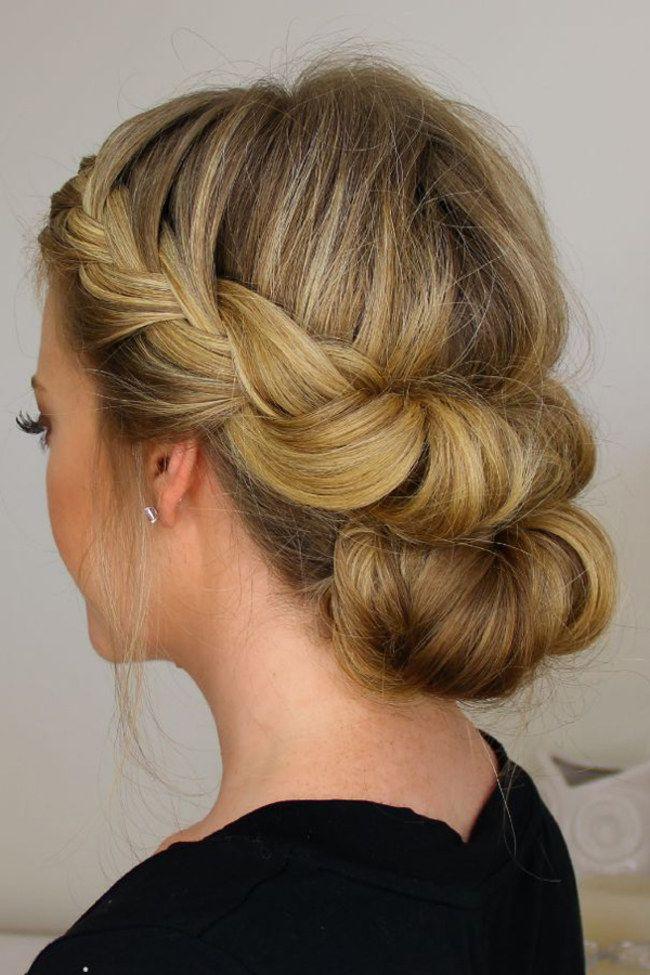 Medium Length Bridesmaid Hairstyles  shoulder length wedding hairstyles 2014 Medium Length
