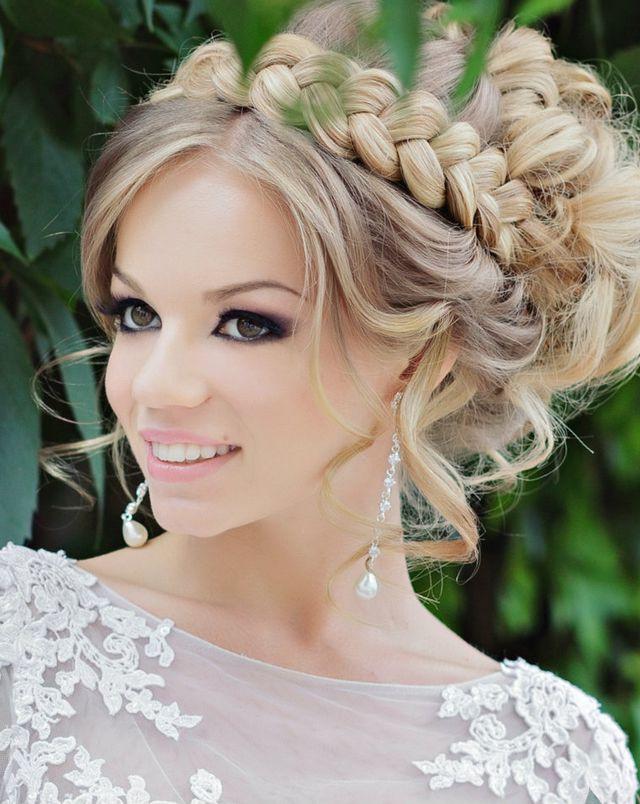 Medium Length Bridesmaid Hairstyles  Wedding Hairstyle for Medium Hair
