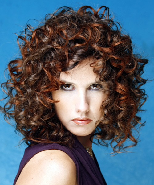 Medium Length Curly Hairstyles  11 Dreamy Curly Hair Styles for Medium Length Hair