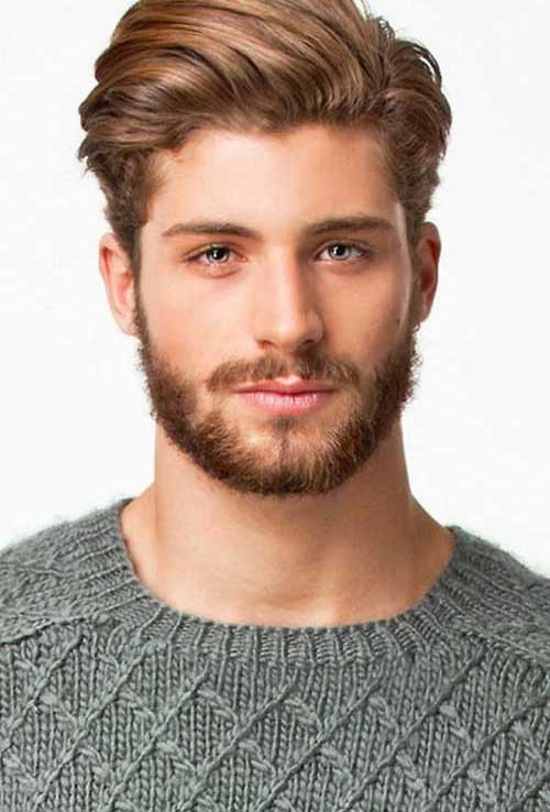 Best ideas about Medium Length Guy Haircuts . Save or Pin 20 Medium Mens Hairstyles 2015 Now.