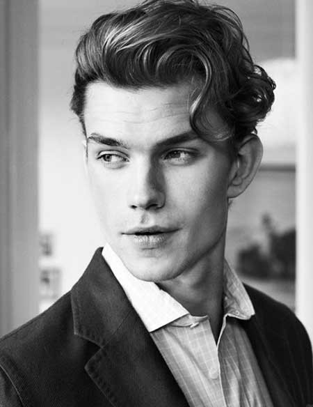 Best ideas about Medium Length Guy Haircuts . Save or Pin Top 10 Medium Length Mens Hairstyles for 2016 Now.