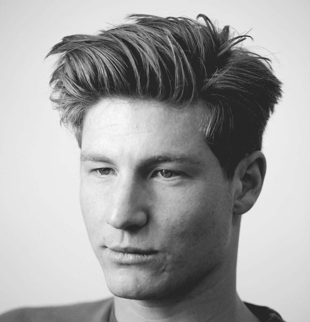 Best ideas about Medium Length Guy Haircuts . Save or Pin Best Medium Length Men s Hairstyles Now.