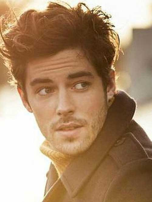 Best ideas about Medium Length Guy Haircuts . Save or Pin Top 50 Men Hairstyles Now.