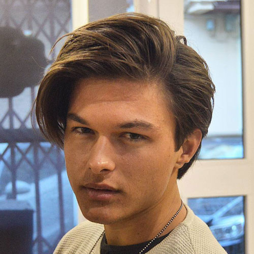Best ideas about Medium Length Guy Haircuts . Save or Pin 25 Medium Length Hairstyles For Men 2019 Now.