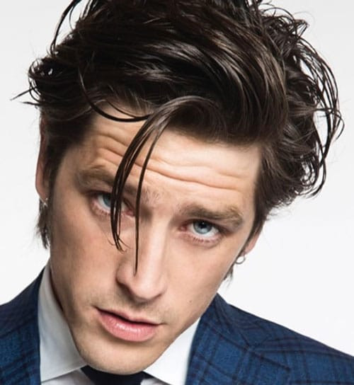 Best ideas about Medium Length Guy Haircuts . Save or Pin 43 Medium Length Hairstyles For Men Now.