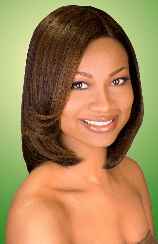 Medium Length Hairstyles For African American Hair  59 Medium Length Wedding Hairstyles For 2016 MagMent