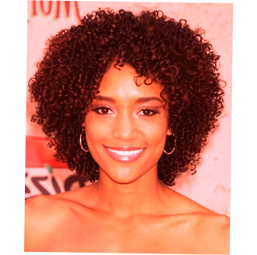 Medium Length Hairstyles For African American Hair  African American Natural Hairstyles New Style for 2016