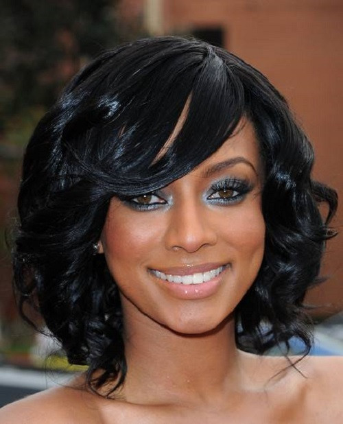 Medium Length Hairstyles For African American Hair  African American Hairstyles Trends and Ideas May 2013