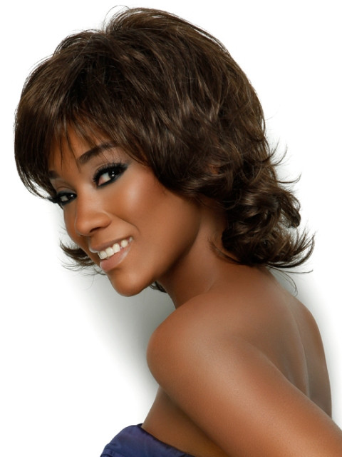 Medium Length Hairstyles For African American Hair  Up To The Minute Medium Length Hairstyles for Curly Hair