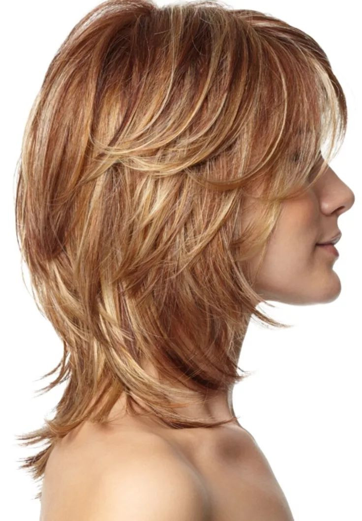 Medium Length Hairstyles Layered  25 Most Superlative Medium Length Layered Hairstyles