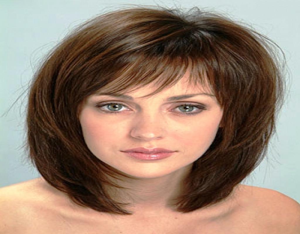 Medium Length Hairstyles Thick Hair  Medium hairstyles for thick curly hair Hairstyle for