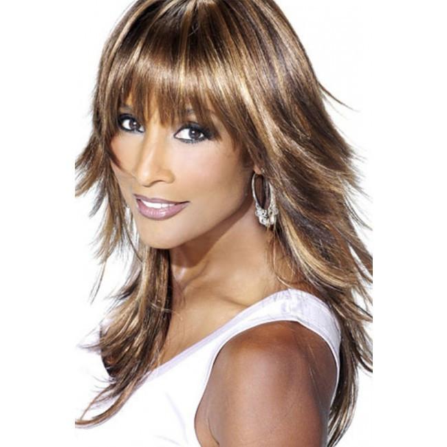 Medium Length Layered Hairstyles  Top 10 Medium Length Bang Haircuts