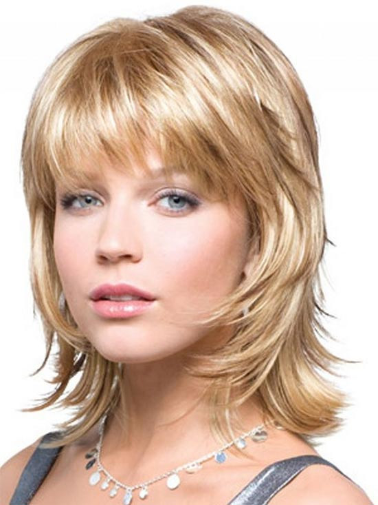 Best ideas about Medium Shag Hairstyles . Save or Pin 28 Super Cool Medium Shag Haircuts We Know You ll Love Now.