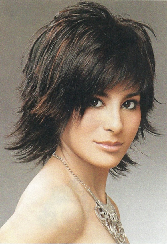 Best ideas about Medium Shag Hairstyles . Save or Pin 12 Shaggy Haircuts Now.