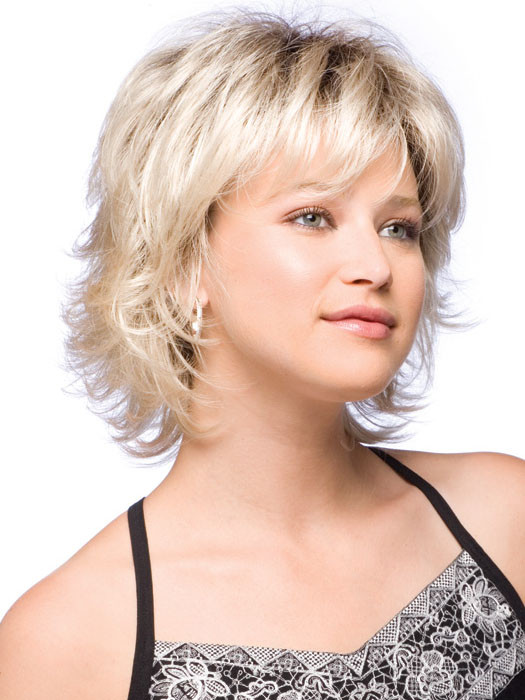 Best ideas about Medium Shag Hairstyles . Save or Pin 14 Short Hairstyles With Bangs Now.