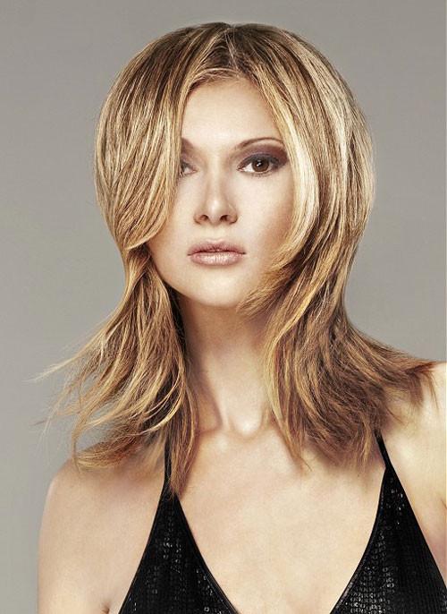 Best ideas about Medium Shag Hairstyles . Save or Pin 25 Unique Medium Shag Hairstyles Now.