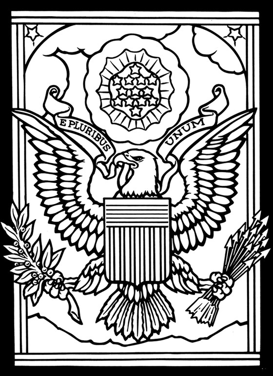 Memorial Day Coloring Pages For Adults  inkspired musings FREEDOM and Memorial Day in the USA and