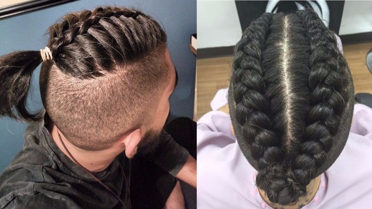 Best ideas about Men Braided Hairstyle . Save or Pin 25 Men Braid Style Now.