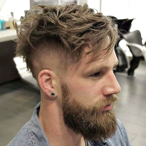 Men Hairstyle 2019 Undercut  Haircut Names For Men Types of Haircuts 2019 Guide