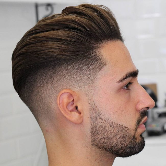 Men Hairstyle 2019 Undercut  80 Best Undercut Hairstyles for Men [2019 Styling Ideas]