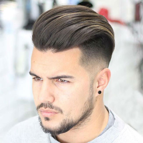 Men Hairstyle 2019 Undercut  How To Ask For A Haircut Hair Terminology For Men