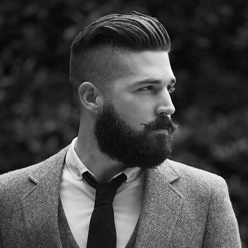 Men Hairstyle 2019 Undercut  Undercut Hairstyle For Men 2019