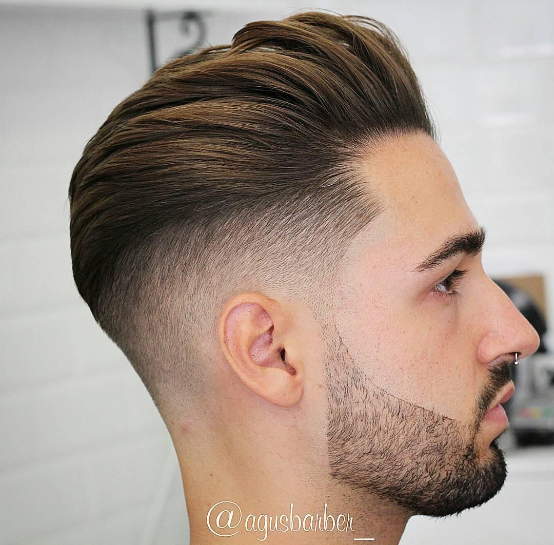 Men Hairstyles Undercut  100 New Men s Hairstyles For 2017