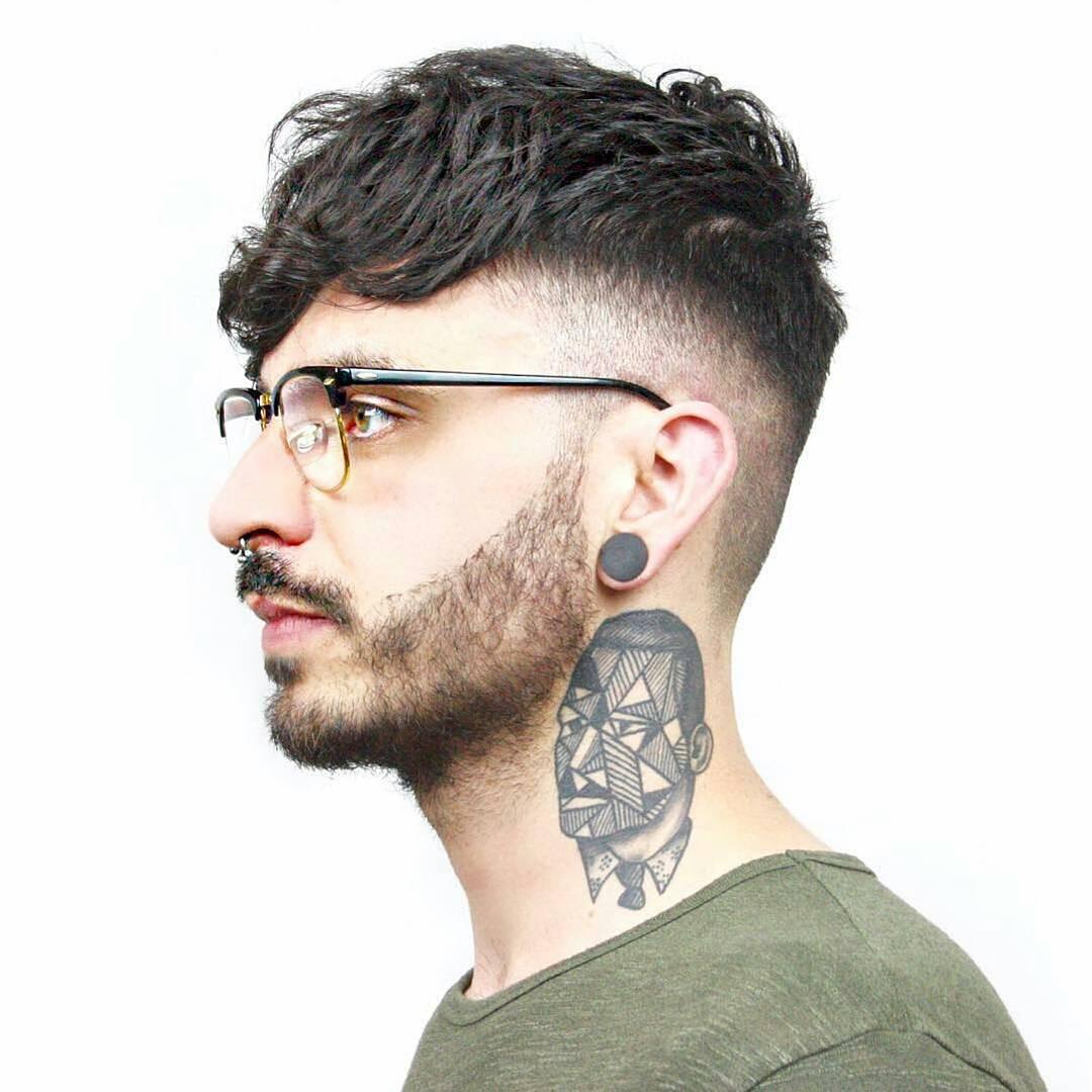 Men Hairstyles Undercut  80 Best Undercut Hairstyles for Men [2018 Styling Ideas]