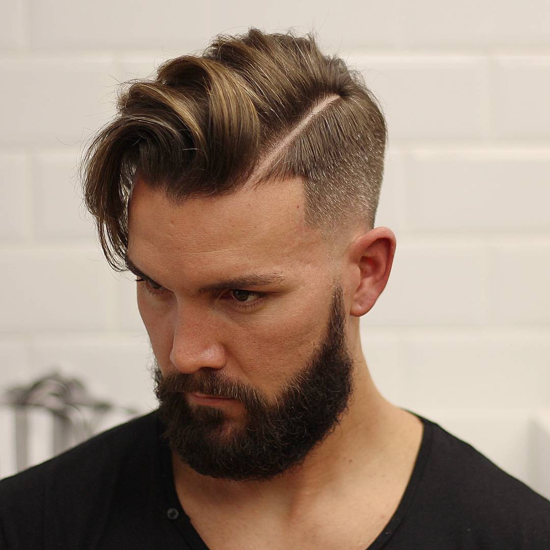 Men Medium Haircuts  Best Medium Length Men s Hairstyles