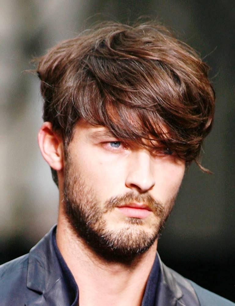 Men Medium Haircuts  37 medium sized hair are popular among men – HairStyles
