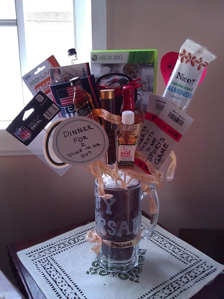 Mens Anniversary Gift Ideas  My 2 year anniversary t to my man