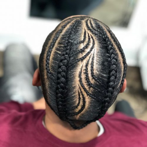 Best ideas about Mens Braids Hairstyles 2019 . Save or Pin 23 Braids for Men The Man Braid in 2019 Now.
